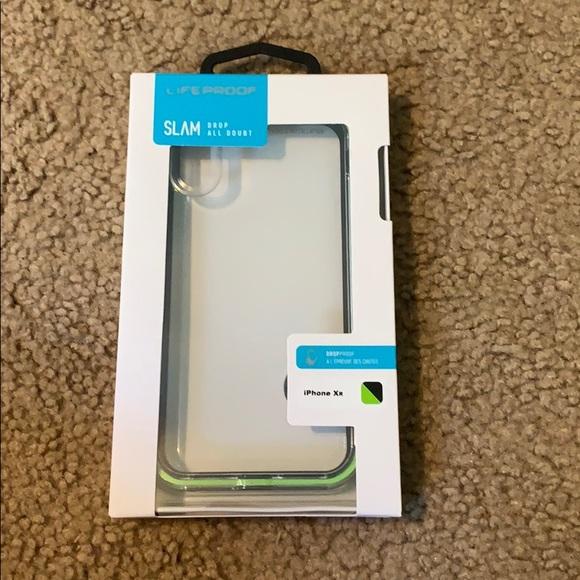 LifeProof Other - NEW Lifeproof Slam Case iPhone XR
